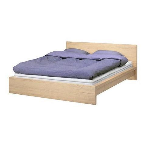 Malm Bett - (Wohnung, Design, Möbel)