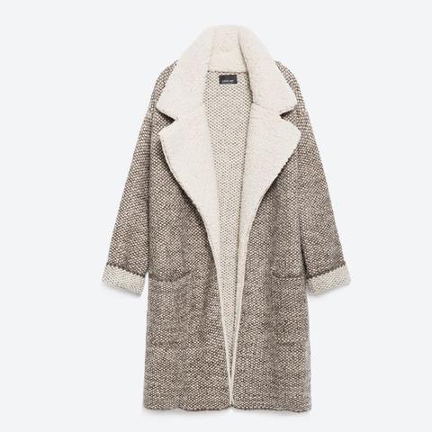 Die Jacke zum 2. nur um auch die Innenseite zu zeigen, falls das was hilft :) - (Winter, Jacke, Mantel)