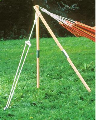Hängemattengestell Selber Bauen hängemattengestell selber bauen schlafen bett festival