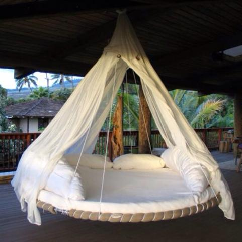 Bett selber bauen einfach  Hängendes Bett selber bauen :) (Zu Hause, heimwerk)