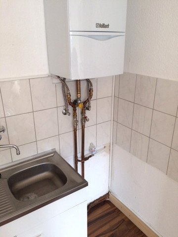 Gastherme Verkleiden Badezimmer – Wohn-design