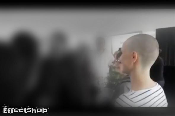 Glatze rasieren kopfform