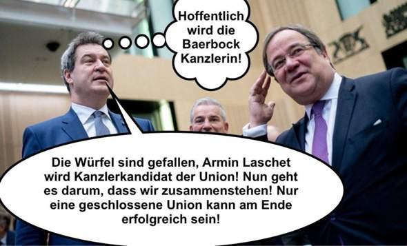 - (Politik, Bundestagswahl 2021, Annalena Baerbock)