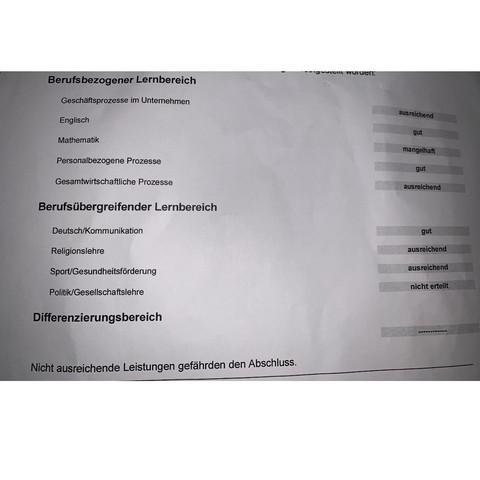 Schule Noten Hauptfach Fachabi Abitur  - (Schule, Mädchen, Ausbildung und Studium)