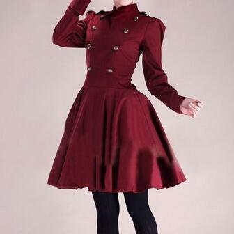 Das Kleid - (Kleidung, Kleid, nähen)