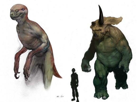 Hätten Sich Dinosaurier Zu Einer Intelligenten Lebensform Entwickelt