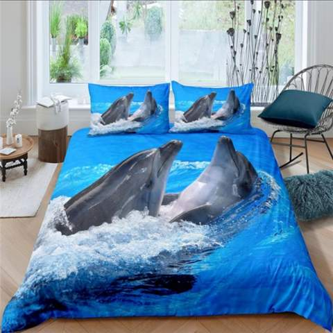 Would you like this bed linen?
