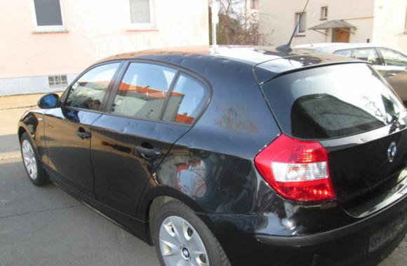 eins - (Auto, Reparatur, BMW)