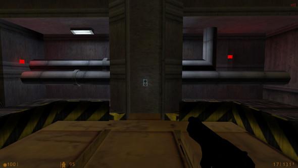 Ich stehe auf dem Aufzug. - (Spiele, Gaming, PC-Spiele)