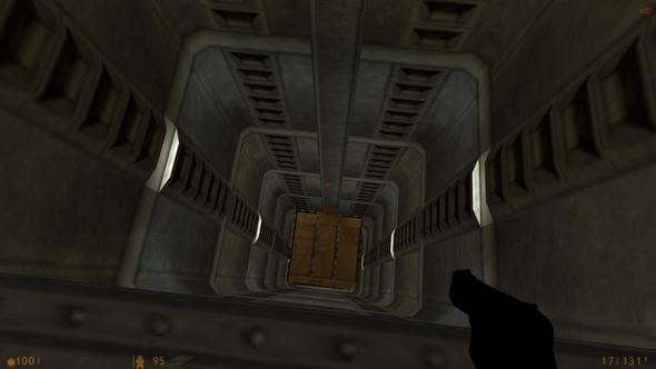 Die Falltür geht auf. - (Spiele, Gaming, PC-Spiele)