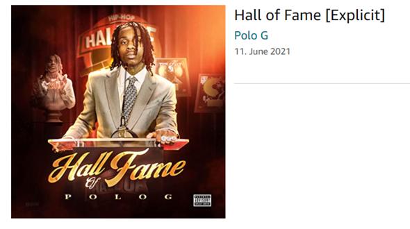 hall of fame?