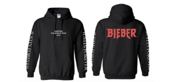 Justin Bieter Merch - (Pulli, Merch Justin Bieber)