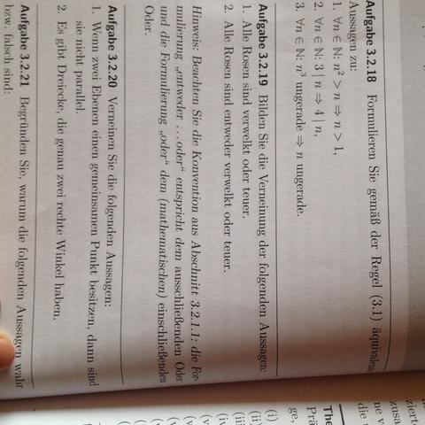 Bei Beispiel 3.2.19 kenne ich mich nicht aus 🙈 - (Mathematik, Logik, Aussage)