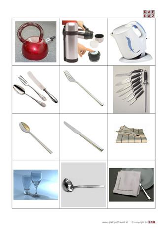 Kücheutensilien - (Messer, Kücheutensilien)