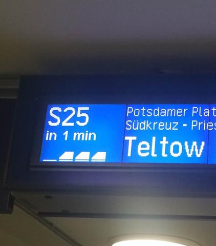 Foto - (Berlin, S-Bahn)