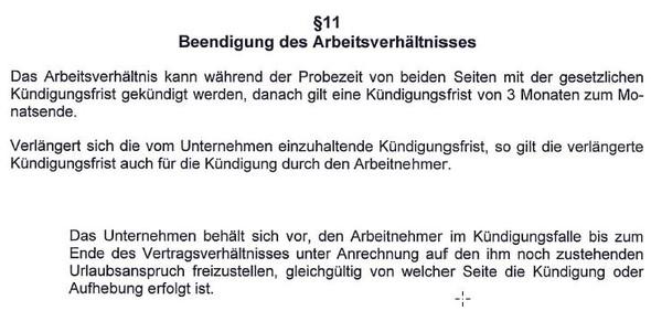 Hallo Anwälte Laut Bundesurlaubsgesetz Steht Bei Kündigung In Der 2