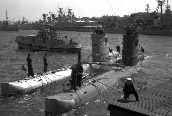 Um welche U-Boot Klasse handelt es sich auf diesem Bild? - (Wasser, Bundeswehr, U-boot)