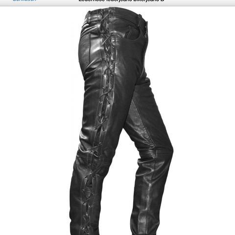 Hallo erstmal ich bin 17 Jahre alt und hatte vor mir eine Biker Lederhose zum schnüren zu kaufen, nun meine Frage: wie findet ihr Jungs in Lederhose usw?