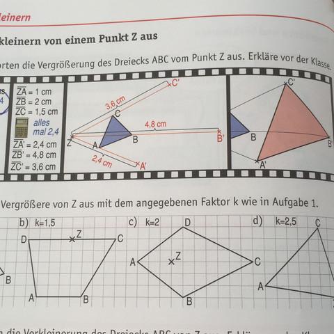 Punkte ZA/Zb/Zc - (Anwendung, Verhältnis, Punkt Z)