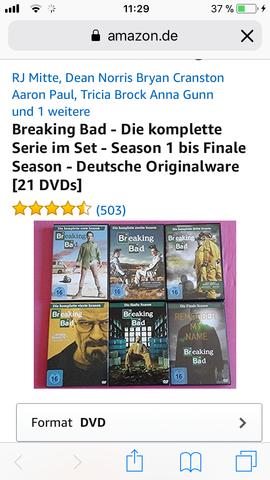 6 Staffel - (Serie, Filme und Serien, breaking-bad)
