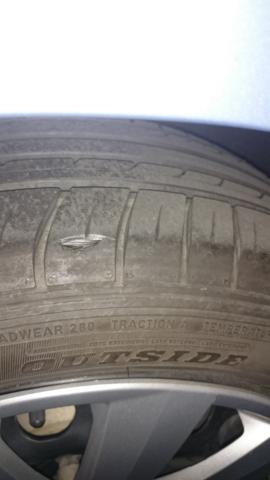Das ist der genannte Schaden - (Auto, KFZ)