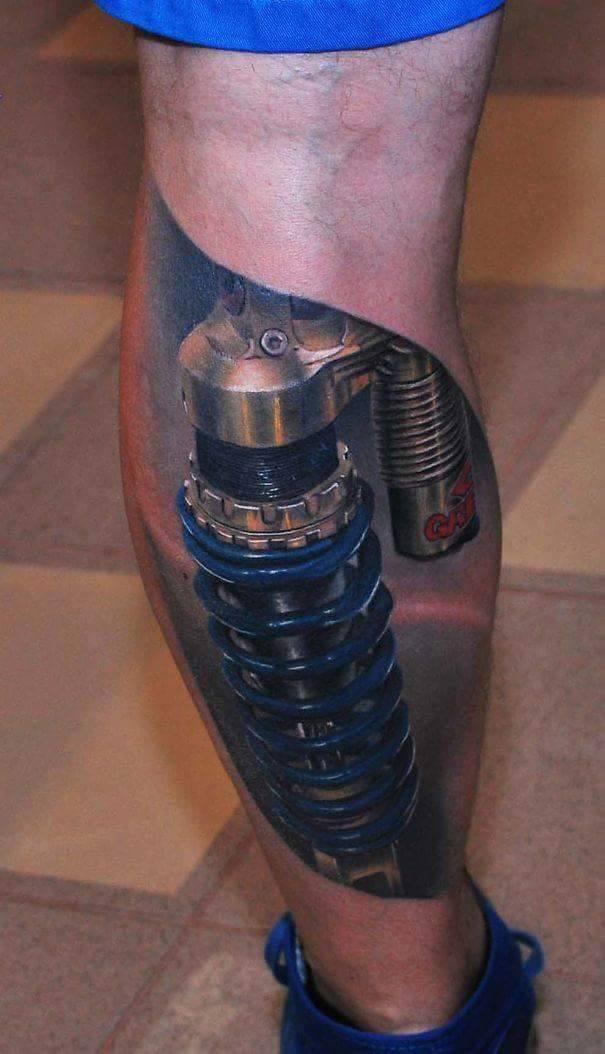 Hallo habe im fb ein absolut geiles 3D Tattoo entdeckt und