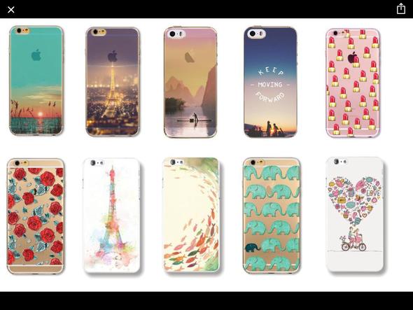 Hüllen - (iPhone, Hülle)