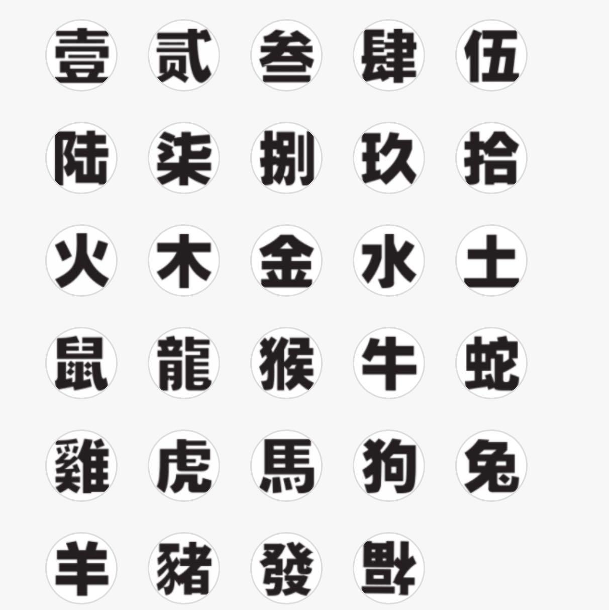 hallo ich habe eine frage zu chinesischen zeichen. Black Bedroom Furniture Sets. Home Design Ideas