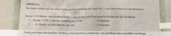 Anleitung - (basteln, Anleitung, haekeln)