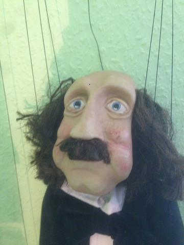 marionette 1 -1 - (Puppen, Marionette)