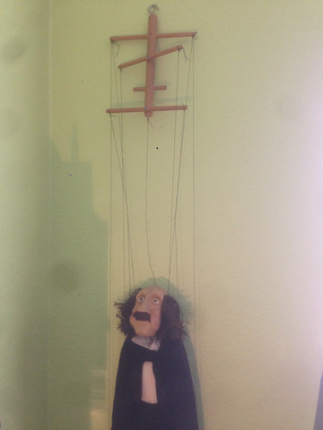 marionette 1 - (Puppen, Marionette)