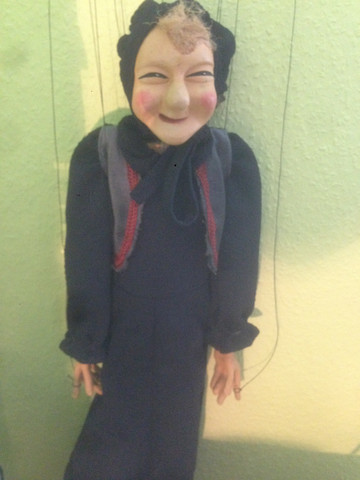 marionette 2 -1 - (Puppen, Marionette)