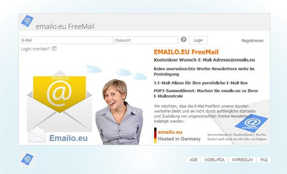 emailo - (E-Mail, Account, Mail)