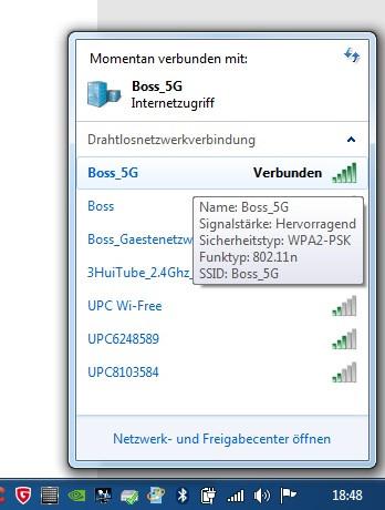 Wireless Windows kein 802.11ac sondern n - (PC, Netzwerk, Router)