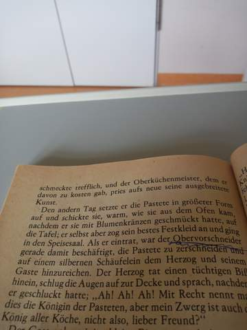 """Hallo, ich lerne Deutsch und habe das Wort """"Obervorschneider"""" im Text unterstrichen. Was bedeutet dieses Wort hier etwas genauer?"""