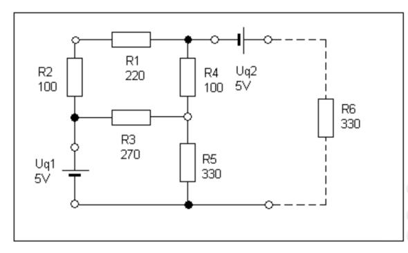 Schaltung - (Physik, Elektronik, Strom)