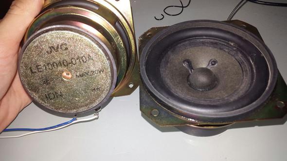 Die genannten Lautsprecher - (Lautsprecher, Elektrotechnik)