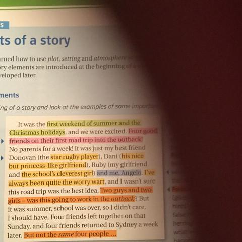 Das ist die Geschichte...bitte schreibt ein paar Ideen💁🏽 - (Story, Ende, von)