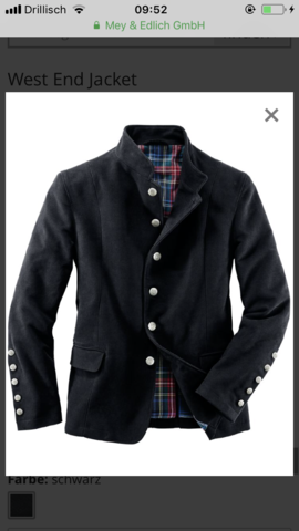 Jacket - (Jacke, Ähnlichkeit)