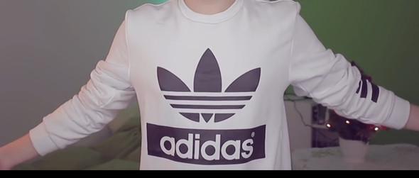 Den Adidas  - (adidas, Pullover, Pullover a)