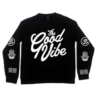 the good vibe sweater - (Kleidung, sweater, the good vibe)