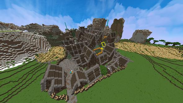 Hallo Ich Und Mein Team Sind Auf Der Suche Nach Guten Minecraft - Wie lade ich mir maps fur minecraft runter