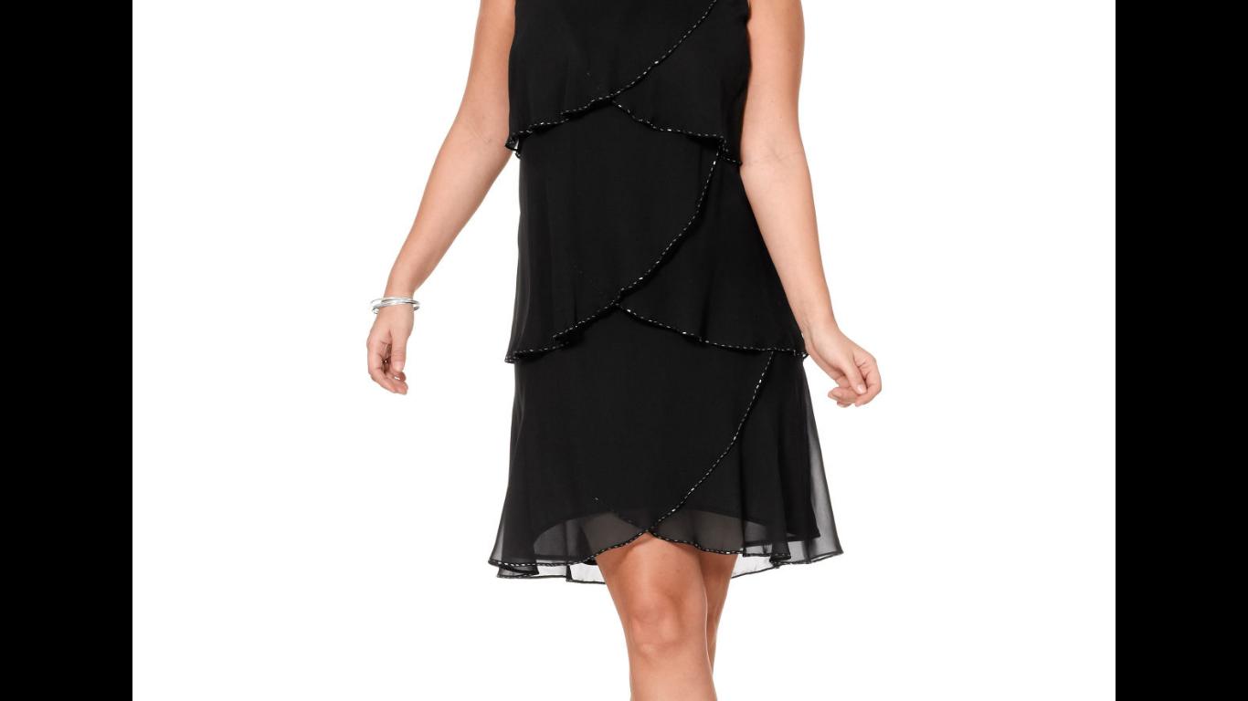 Hallo ihr lieben, welche Jacke zu schwarzem Kleid? (Mode, Schuhe ...