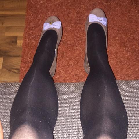 Meine Ballerina  - (Mädchen, Jungs, Füße)