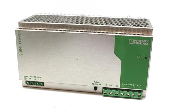 Netzteil Phoenix Contact Quint Power - (Elektronik, Elektrotechnik, Netzteil)