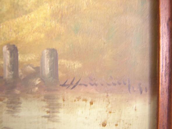 Signatur - (Kunst, Gemälde, Signatur)