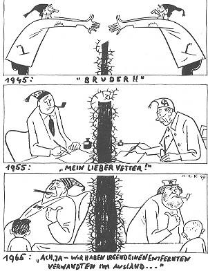 Karikatur - (Geschichte, DDR, Karikatur)
