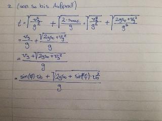 Mein Rechenweg - (Schule, Studium, Mathematik)