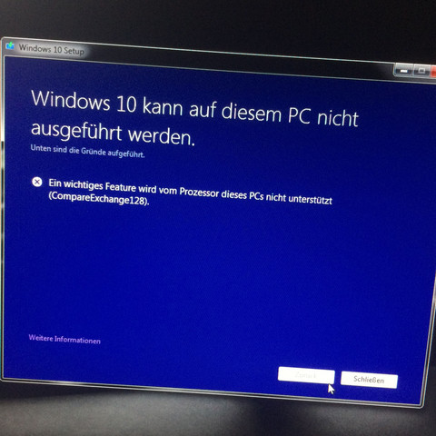 Fehler ???? - (Fehler, Windows 10, Error)