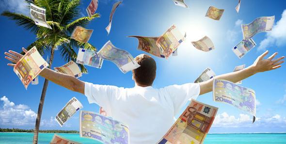 ich will reich werden